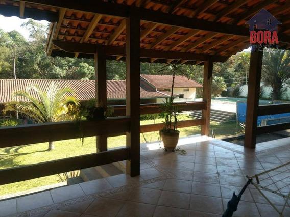 Chácara Com 4 Dormitórios À Venda, 2100 M² Por R$ 750.000,00 - Boa Vista - Mairiporã/sp - Ch0271