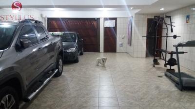 Casa Para Venda, 3 Dormitórios, Penha - São Paulo - 2624