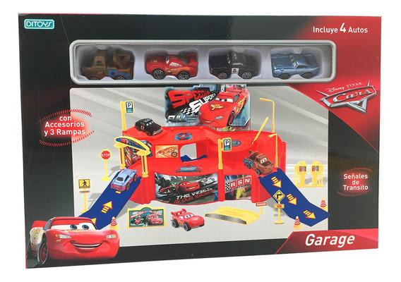 Cars Garage Ditoys Full