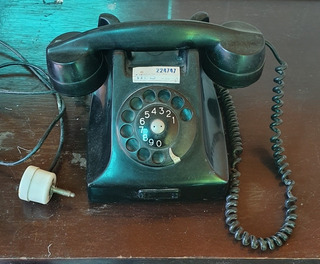 Vendo Telefono Antiguo