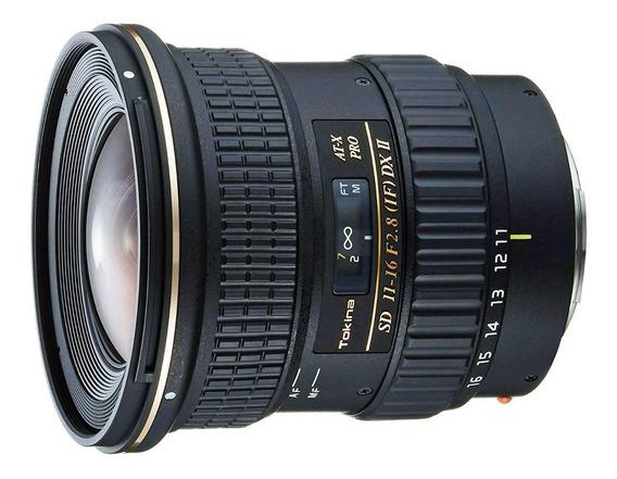 Lente Tokina Grande Angular 11-16 At-x 116 Pro Dxii P/ Canon