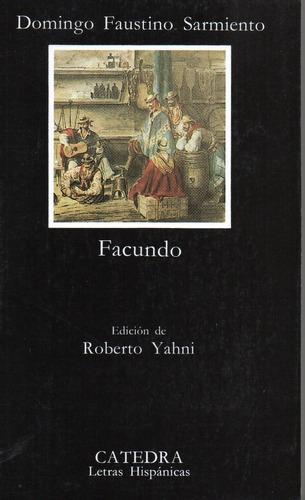 Facundo - Sarmiento - Cátedra