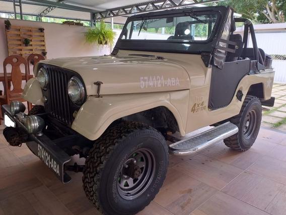 Jeep Willys 1972 4x4