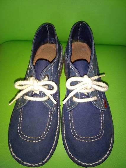 Zapatos Tipo Kickers Número 38