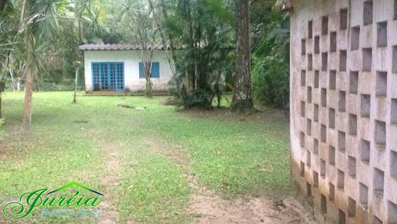 Chácara Com 4.000m² A 1 Quadra Na Praia Do Guaraú - Peruibe