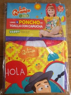 La Granja De Zenon - Clarin - Libro + Poncho Con Capucha
