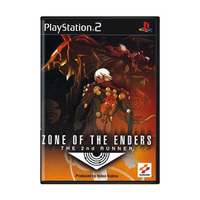 Jogo Zone Of The Enders: The 2nd Runner - Ps2