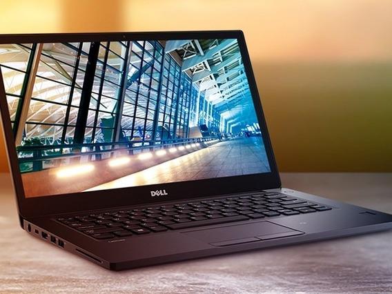 Ultrabook Dell I5 7490 16gb Ssd256 8ªgeração Novo Mostruário