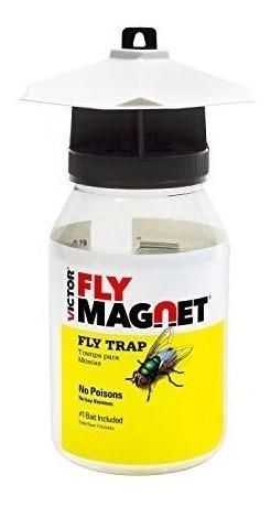 BMAKA 2pcs Trampa de la Mosca de los colectores Flay eficaz trampas de la Mosca de la Mosca Drosophila Red Fly Trap para Garden Ranch Orchard Puede coger y Matar hasta 20.000 Moscas Insectos