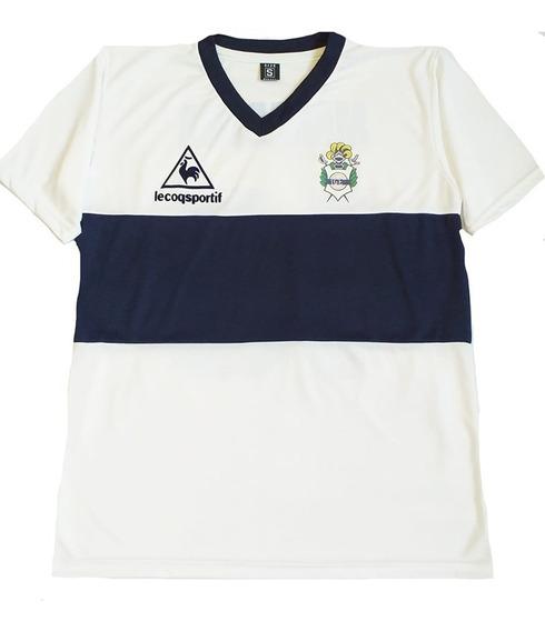 Camiseta De Gimnasia Le Coq Sportif Retro #10 Maradona
