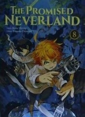 The Promised Neverland 8 (libro )
