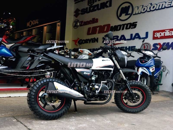 Beta Boy 100 0km Benelli Blanco Oferta