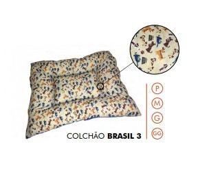 Colchao Brasil 3 G 60x70cm