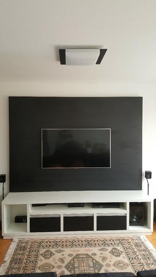 Painel De Parede Para Tv A Partir De 32 Polegadas