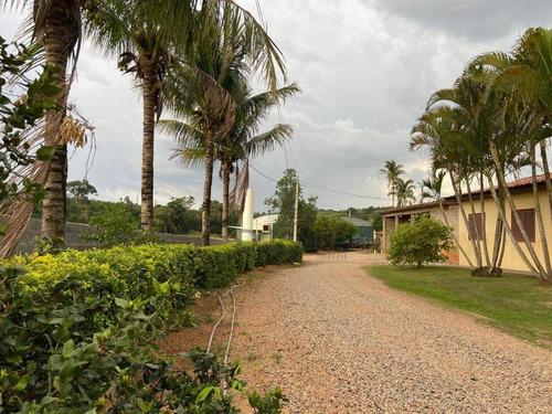Chácara Com 2 Dormitórios À Venda, 26455 M² Por R$ 2.300.000,00 - Reforma Agrária - Valinhos/sp - Ch0467