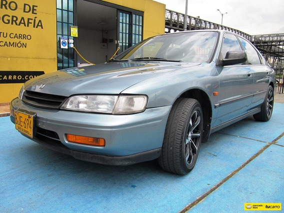 Honda Accord Lx 2200cc Mt Aa