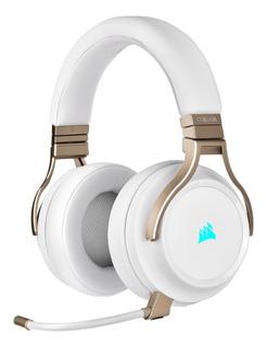Auriculares Corsair Virtuoso Pearl Wireless Hifi