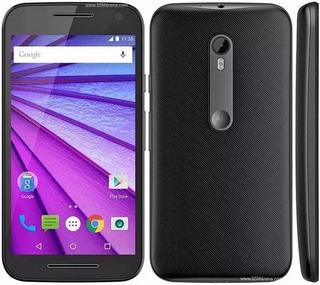Celular Libre Motorola Moto G3 Xt1543 13mpx Negro 8gb 4g Lte