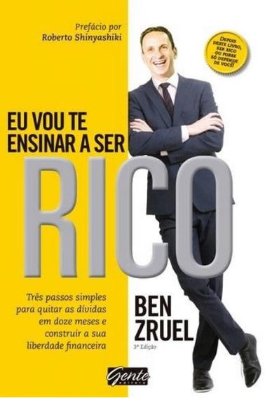 Eu Vou Te Ensinar A Ser Rico - 3 Ed