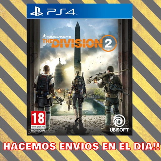 The Division 2 Ps4 - Tenelo Ahora!!