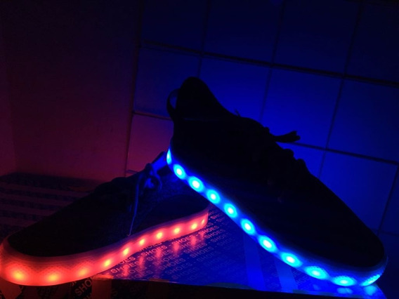 Yezzy Led Gris Oscuro
