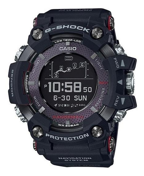 Relógio Casio G-shock Rangeman Gpr-b1000-1jr Pronta Entrega