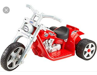 Montable Harley Davidson Power Wheels Envio Gratis