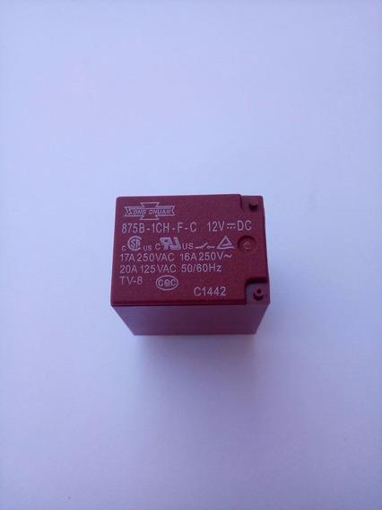 2 Pçs Rele 875b-1ch-f-c