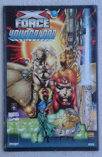 Hq X-force & Youngblood /abril - Edição Especial (1997)