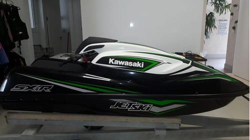 Imagem 1 de 7 de Jet Ski Kawasaki Sxr 1500