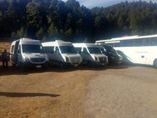 Renta De Camionetas Sprinter 20 Y 14 Pax Aceptamos Tarjetas