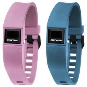 Relógio Mormaii Unissex Fit Troca Pulseira Mobo3970/8a