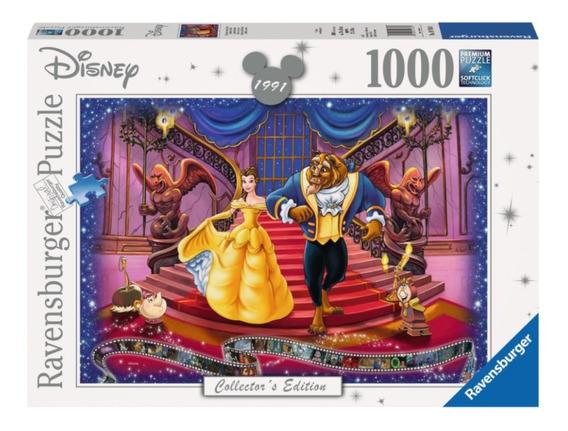 Bella Y Bestia Clásicos Disney 1kp Rompecabezas Ravensburger