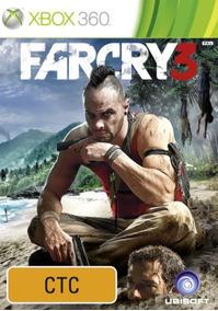 Farcry 3 Xbox 360 - Midia Digital