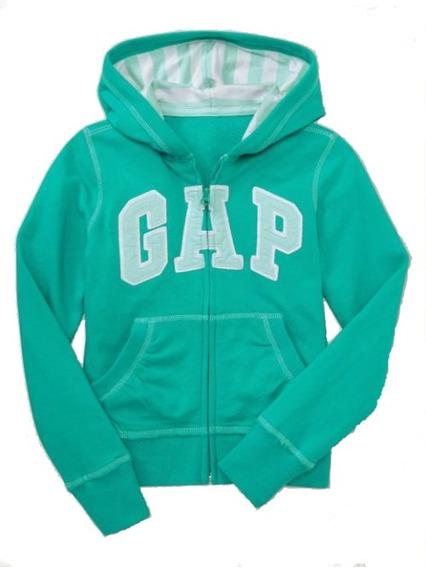 Jaqueta/moletom/casaco Gap Infantil/juvenil 4-5 Anos!! Capuz