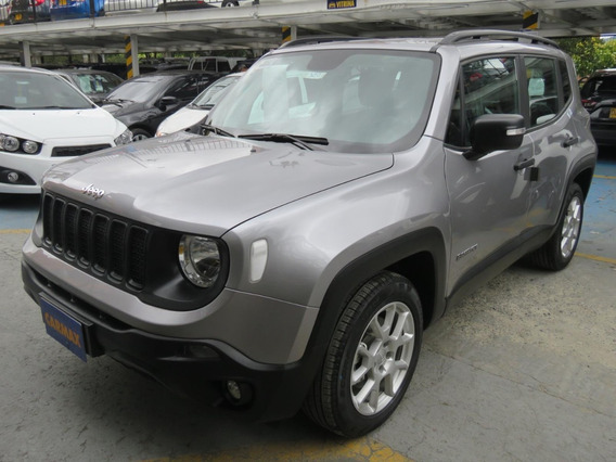 Jeep Renegade Sport 1.8 At Financiable Hasta El 100%
