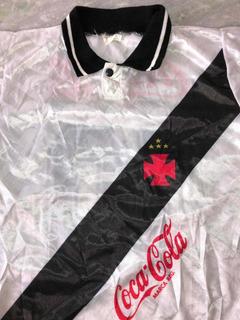 Camisa Do Vasco Da Gama Retro Infantil Anúncio 51
