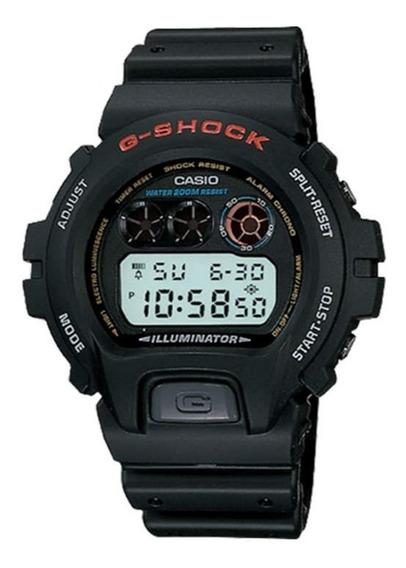 Relógio Masculino Casio G-shock Dw-6900-1vdr Original Nf-e