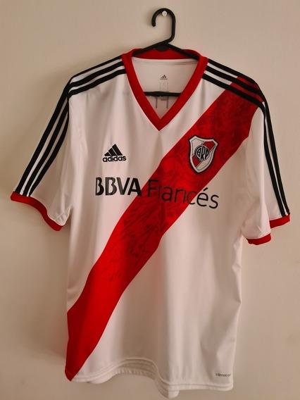 Camiseta River Plate 2013 adidas Talle M Buen Estado
