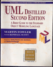 Livro Uml Distilled Second Edition