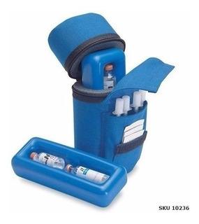 Transportador Protector Insulina Medicool Viajes + Envio W01