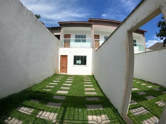 Casa Em Serra, 2 Quartos Com Quintal, 94 M² - Ca00323 - 34722014