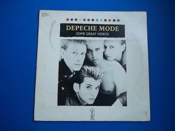 Laser Disc Digital Sound L Depeche Mode Some Great Videos