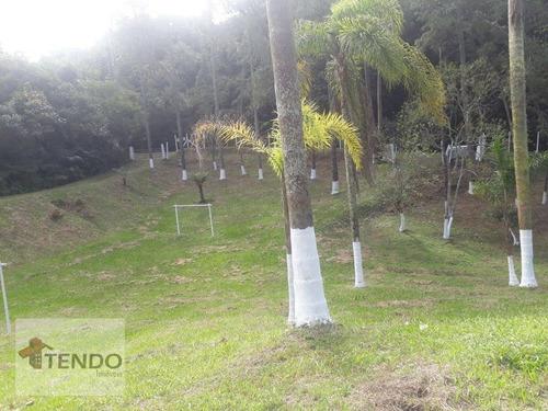 Chácara 24254 M² - Venda Ou Aluguel - 2 Dormitórios - Represa - Ribeirão Pires/sp / Imob03 - Ch0015