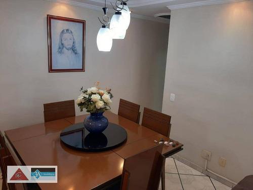 Imagem 1 de 10 de Apartamento Com 2 Dormitórios À Venda, 54 M² Por R$ 350.000,00 - Vila Carrão - São Paulo/sp - Ap6201