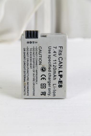 Batería Para Canon Lp E8