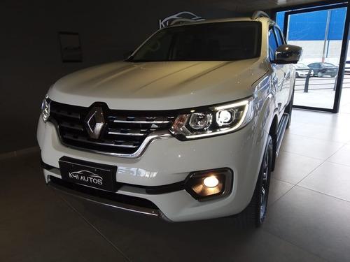 Renault Alaskan Iconic 4x4 Aut 2021 Usada Seminueva
