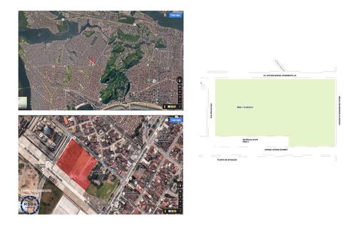 Terreno, Areia Branca, Santos - R$ 25 Mi, Cod: 14943 - V14943