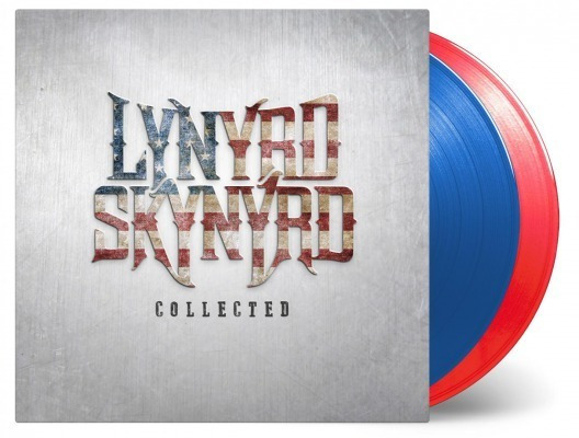 Lp Lynyrd Skynyrd - Collected (2 Lp
