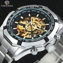 Relógio De Pulso Da Moda Único Importado Tire Onda